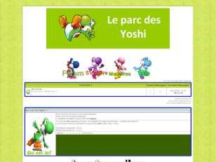 Le parc des yoshi v.2
