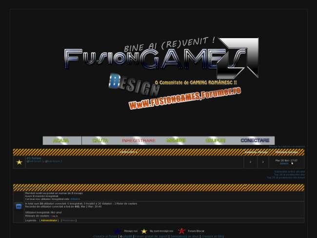 FusionGamesRomania