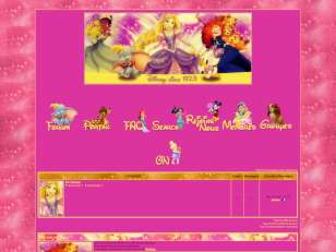 Disney Forum - Theme V1