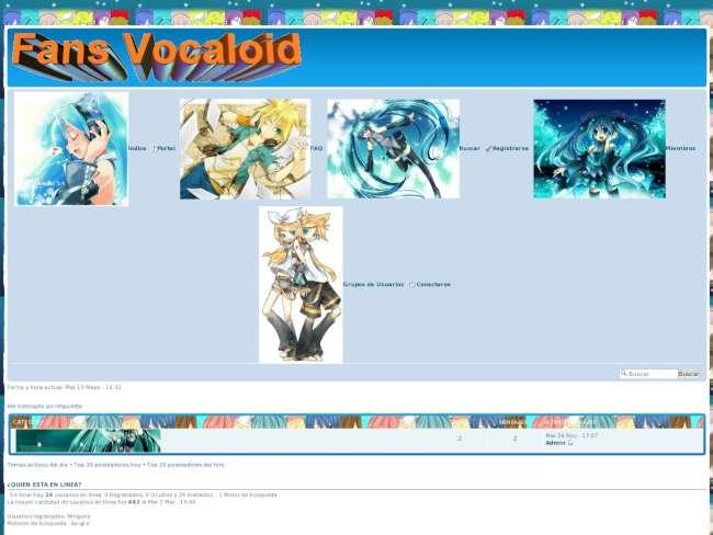 Fans Vocaloid