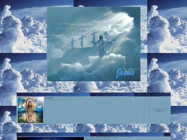 la foi en Jésus