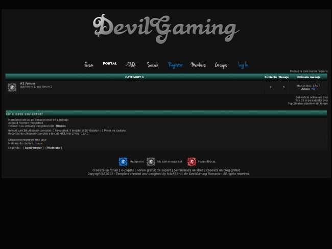 DevilGaming Extra !!!