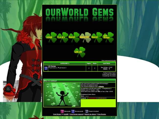 ourWorld Gems: St. Patrick's Day