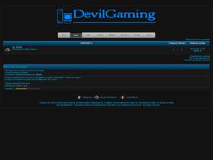 DevilGaming Super Blue.