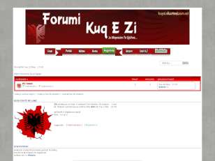 Forumi kuq e zi 2013