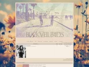 †black veil brides† rp...