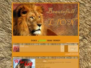 Beatefull Lion