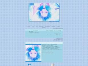 Blue manga ♥