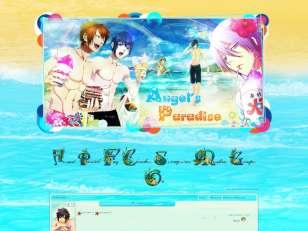 Angel's paradise thème...