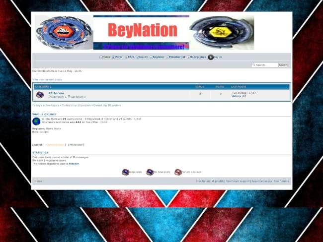Beyblade Nation
