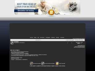 Simulation Hockey