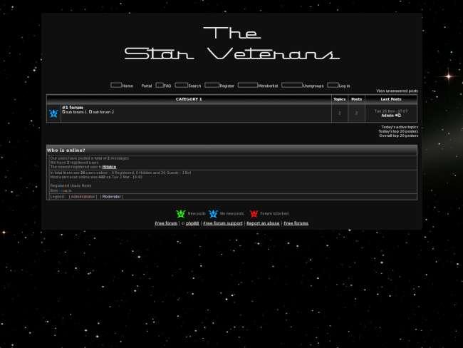 Star Veterans