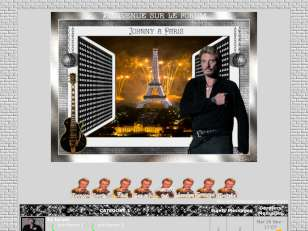 theme johnny hallyday ...
