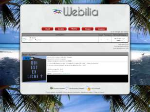 Webilia cms