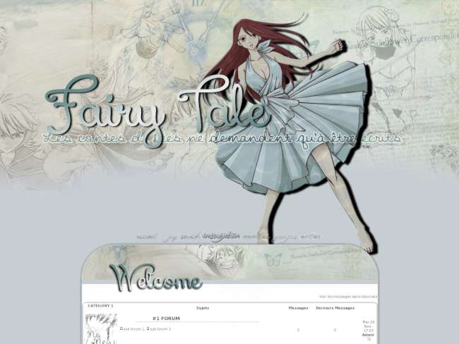 Fairy Tale rpg