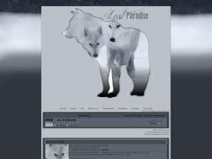 Lost Paradise - Loup