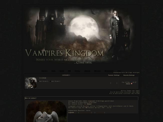 Vampire Kingdom