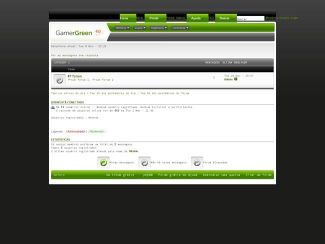 Gamer Green 4.0