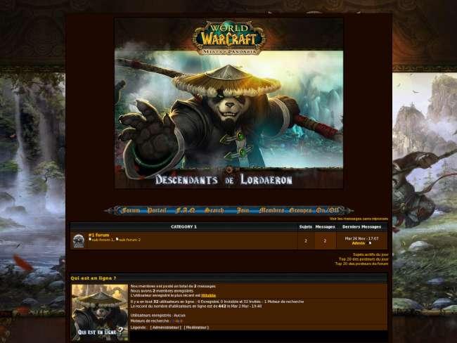 World of warcraft : mi...