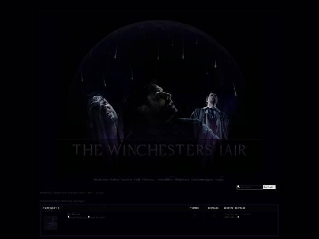 Supernatural 1.1