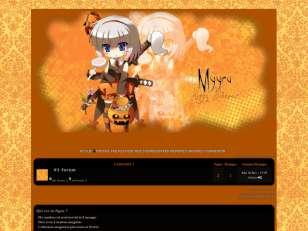 Myyra halloween