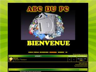 Abc du pc