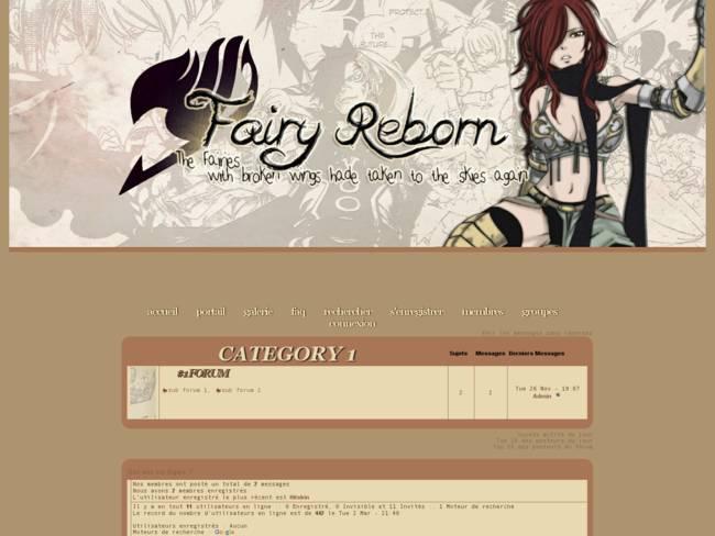 Fairy Reborn v.2 n°2