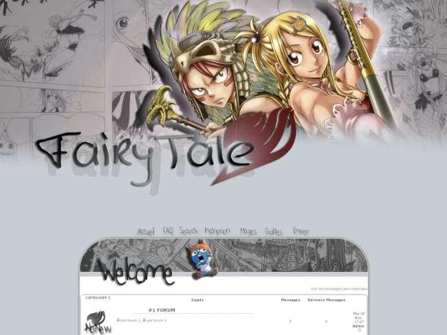 Fairy tale thème de re...