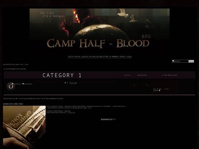 RPG Camp Half Blood