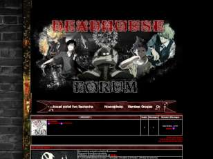 Deadhouse rpg