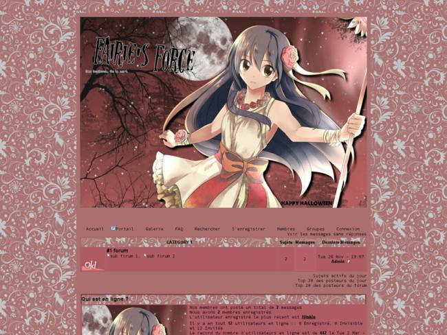 Fairy Tail - Halloween