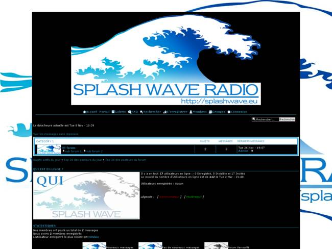 Splash Wave Radio 3