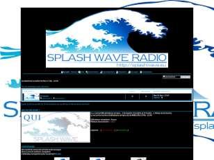 Splash wave radio 3