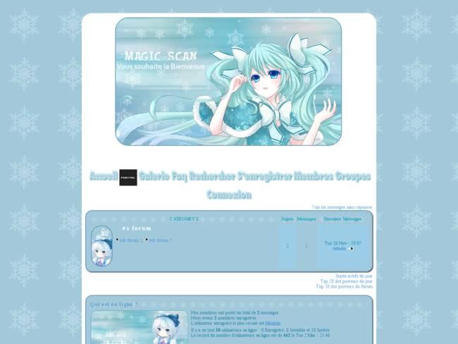 mangas magic scan n