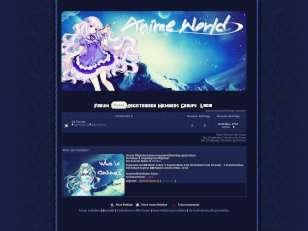 Animewolrd