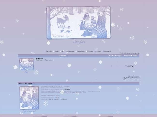 C'est l'hiver! (2013)