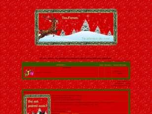 Noël de rennes !