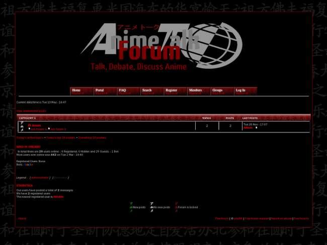 Animetalk 4.0
