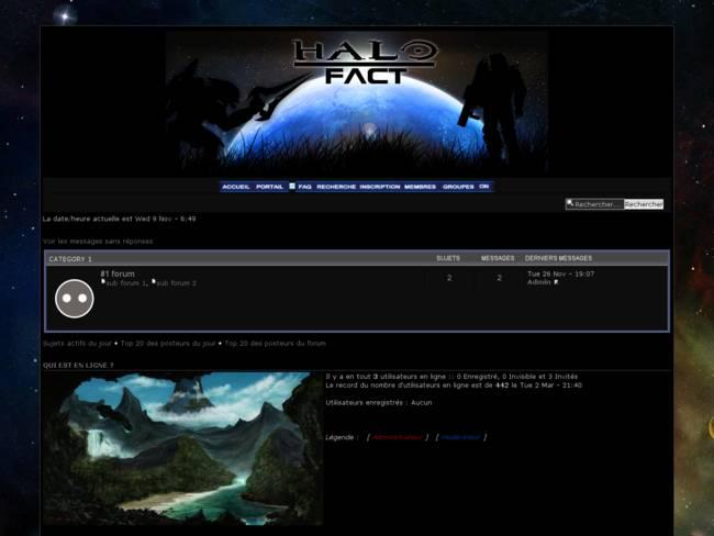 HaloFactFR