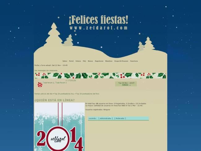 Zeldarol: Navidad 2013