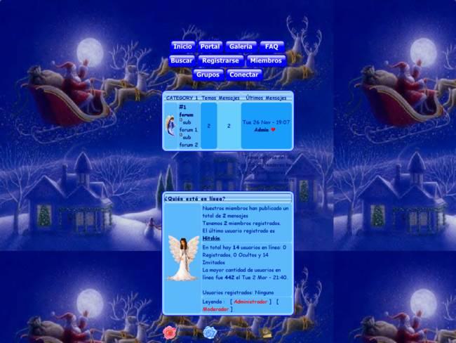 Llega Papa Noel