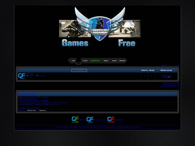 Games-free