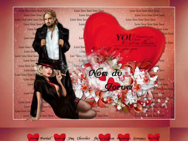Bonnie & Clyde saint valentin 2013 by Lyly Création