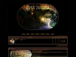Mystery Lost Island