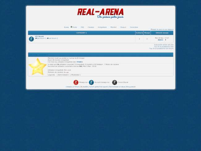 Real-arena.com # white...