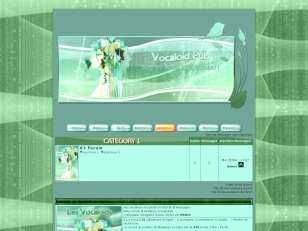 Vocaloid Pub Theme V2