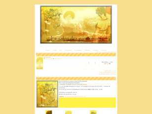 Thème jaune/asie