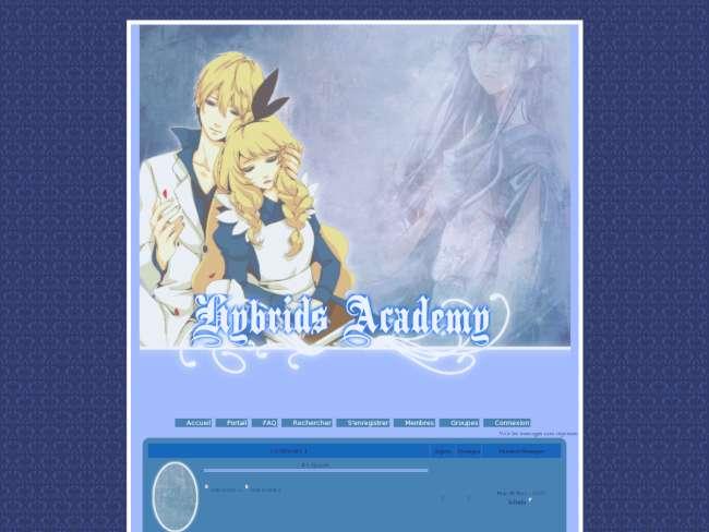 Hybrids academy