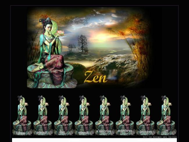 zen relax la vie