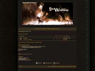 Ancient werewolf tale